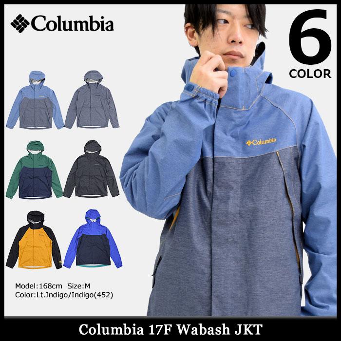 コロンビア Columbia ジャケット メンズ 17F ワバシュ(コロンビア columbia 17F Wabash JAKET JACKET ワバッシュ アウター アウトドア マウンテンパーカー ナイロンジャケット コロンビア ジャケット PM5990)