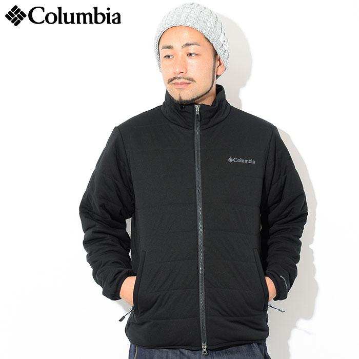 コロンビア Columbia ジャケット メンズ サンタ フェ パーク(columbia Santa Fe Park JKT 中綿入りジャケット 中綿 JAKET JACKET アウター ジャンパー・ブルゾン アウトドア Colombia Colonbia Colunbia PM5620) ice filed icefield