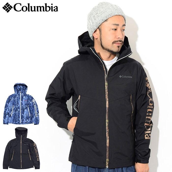 20周年セール!コロンビア Columbia ジャケット メンズ デクルーズ サミット パターンド ( Columbia Decruze Summit Patterned JKT マウンテンパーカー マンパー ナイロンジャケット JAKET JACKET アウター アウトドア Colombia Colonbia Colunbia PM3751 )
