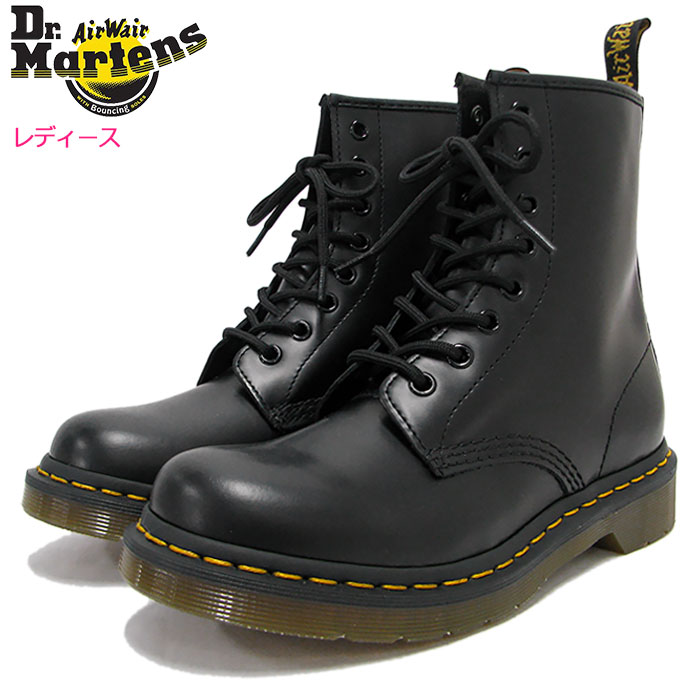 5081a175ea7 1460 8 1460 8 8 doctor Martin Dr.Martens women eye boots black Lady's ...