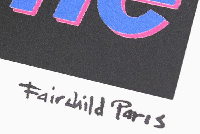 フェアチャイルド パリ Fairchild Paris スヌーピー ライト S ポスター シュプリーム アート ポスター ウィズe9IWEDH2Y