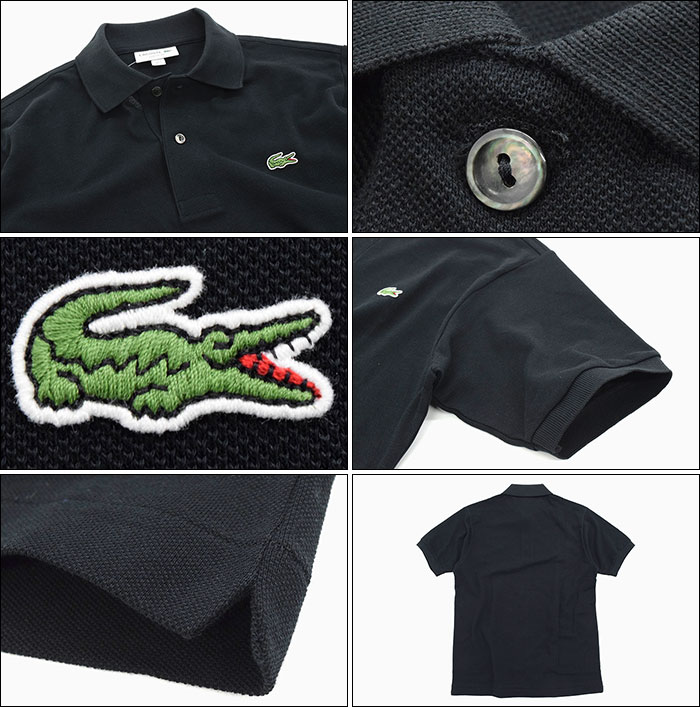 331552b2d3bc Lacoste LACOSTE polo shirt made in Japan classic short sleeve men s L1212A  the origin Polo for men (tops in Japan