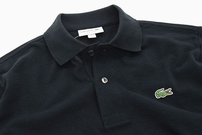 6f5f16bbb Lacoste LACOSTE polo shirt made in Japan classic short sleeve men s L1212A  the origin Polo for men (tops in Japan
