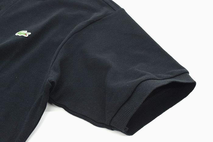 Black Lacoste Polo