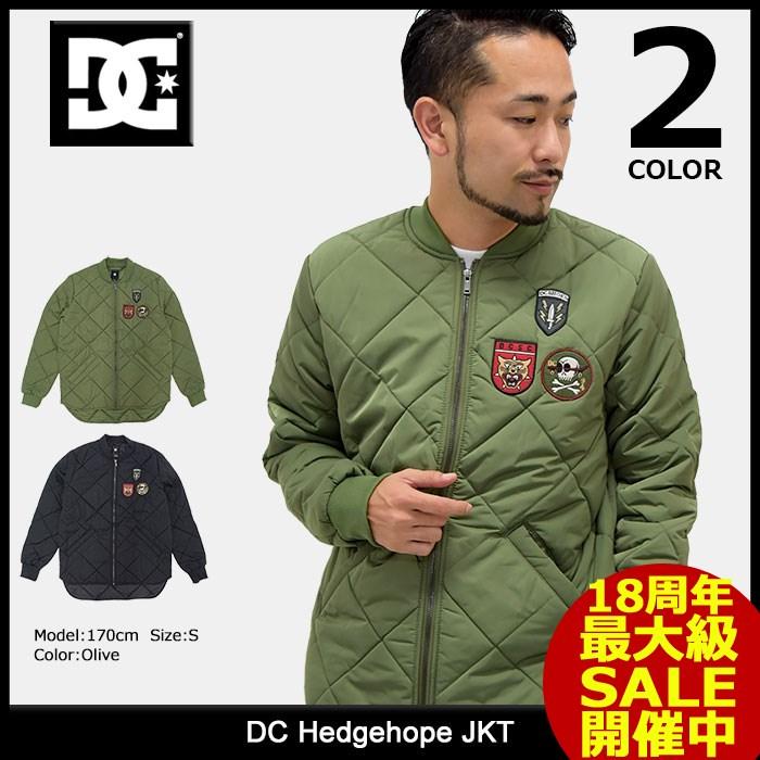ディーシー DC ジャケット メンズ ヘッジホープ(dc Hedgehope JKT キルティングジャケット JACKET JAKET アウター ジャンパー・ブルゾン メンズ EDYJK03137) ice filed icefield