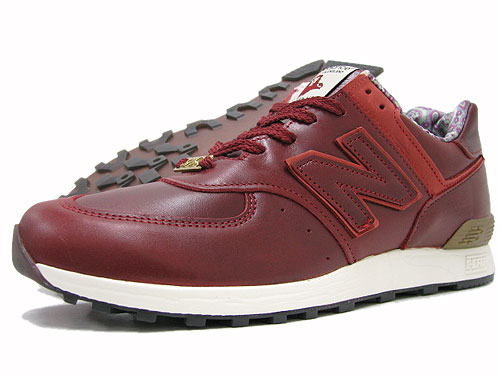 new balance(新平衡)M576 TRL Red Lion English Pub Pack ice filed icefield