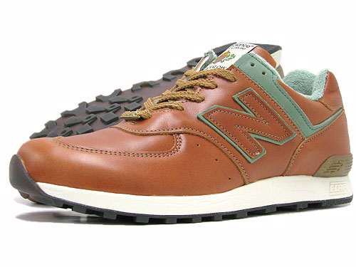 new balance (new balance) M576 TRO Royal Oak English Pub Pack ice filed icefield