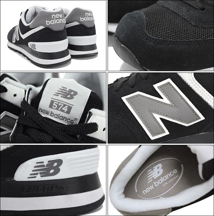 뉴 밸런스 new balance 스 니 커 즈 M574 SKW Black 스웨이드/메쉬 망 (남성용) (new balance M574 SKW 블랙 Suede/Mesh Sneaker sneaker SNEAKER MENS 신발 신발 SHOES スニーカ M574-SKW) ice filed icefield