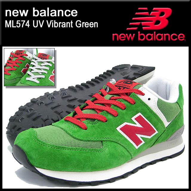 Uv Balance Sneakers FieldNew Ml574 Vibrant Ice Green Kl1JFc