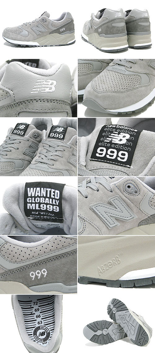 new balance 999 wanted pack