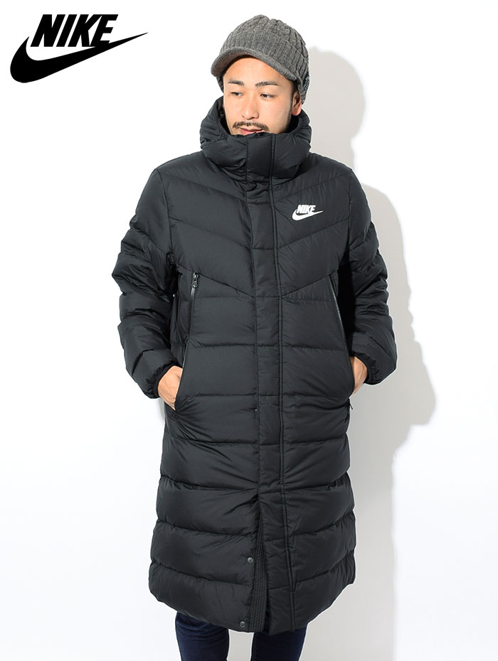 nike down coat mens