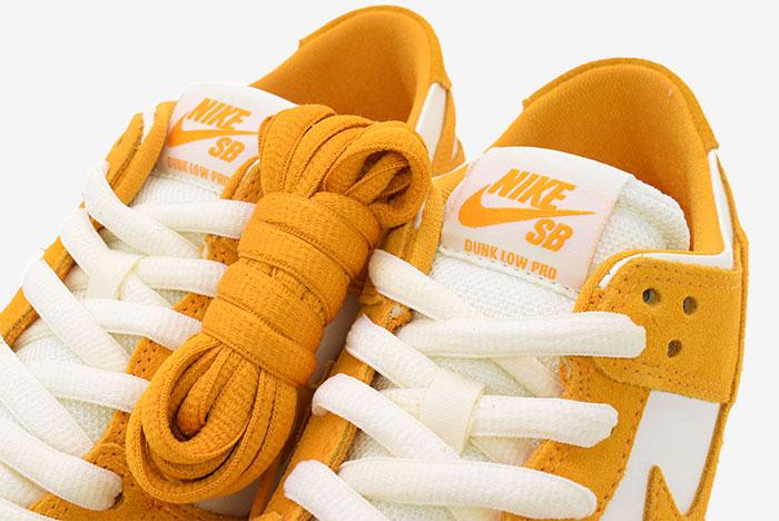 Nike SB Dunk Low Pro (Circuit Orange) Sneaker Freaker
