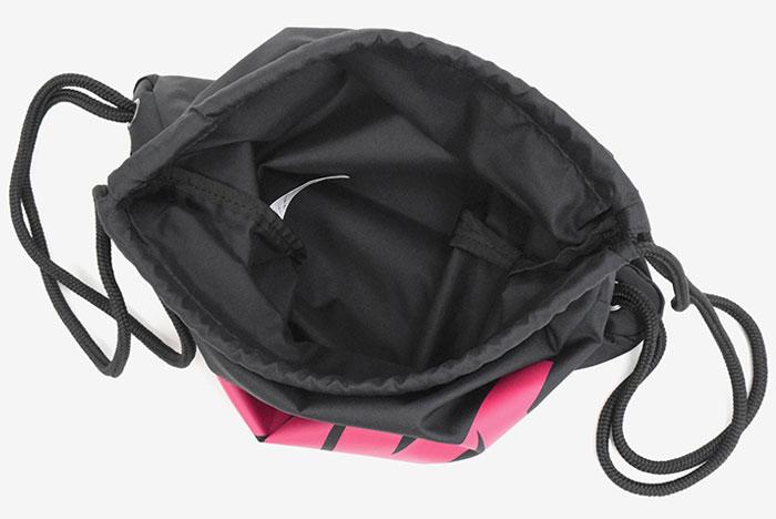 耐克 NIKE 雅图形吉姆 k (耐克雅图形 Gymsack 手袋背包男装 & 女性中性中性 BA3323) 冰提起的冰原