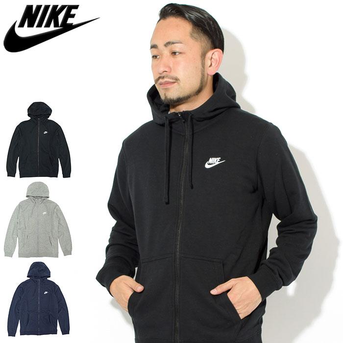 release date: d34b9 1511d Nike NIKE パーカージップアップメンズクラブフレンチテリーフルジップフーディ (804392 for the nike ...