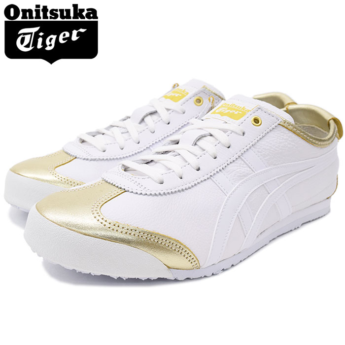 the latest d2b66 1bcd6 Mexican 66 Rich Gold/White(Onitsuka Tiger MEXICO 66 white white SNEAKER  MENS, shoes shoes SHOES 1183A033-200) ice filed icefield for the Onitsuka  ...