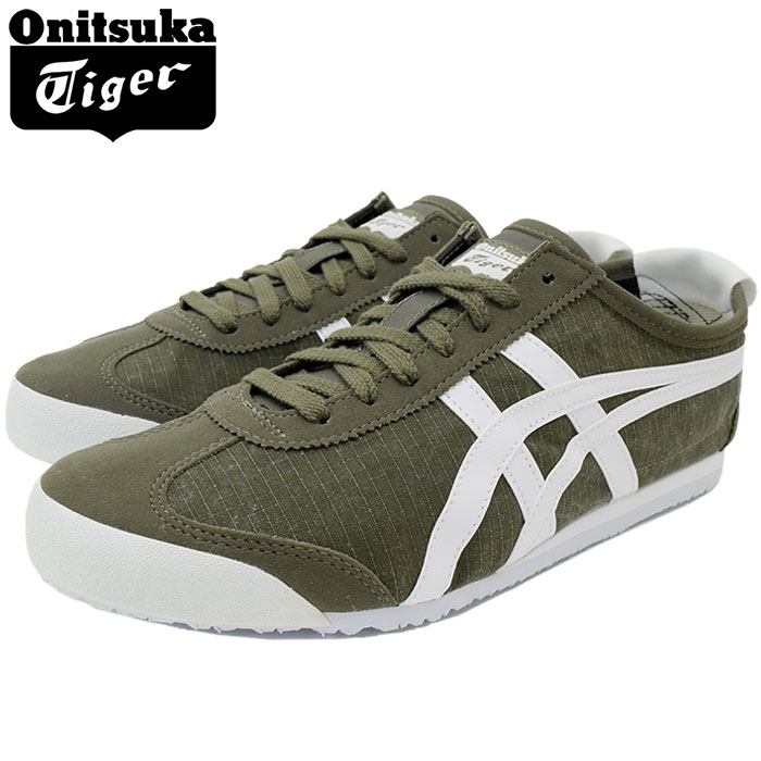 new style 64854 ea91a Mexican 66 Dark Olive/White(Onitsuka Tiger MEXICO 66 olive SNEAKER MENS,  shoes shoes SHOES 1183A223-300 for the Onitsuka tiger Onitsuka Tiger  sneakers ...