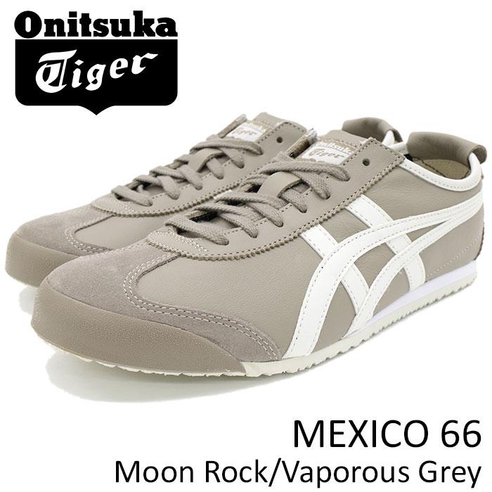 オニツカタイガー Onitsuka Tiger スニーカー メンズ 男性用 メキシコ 66 Moon Rock/Vaporous Grey(Onitsuka Tiger MEXICO 66 グレー 灰 SNEAKER MENS・靴 シューズ SHOES D4J2L-9190)