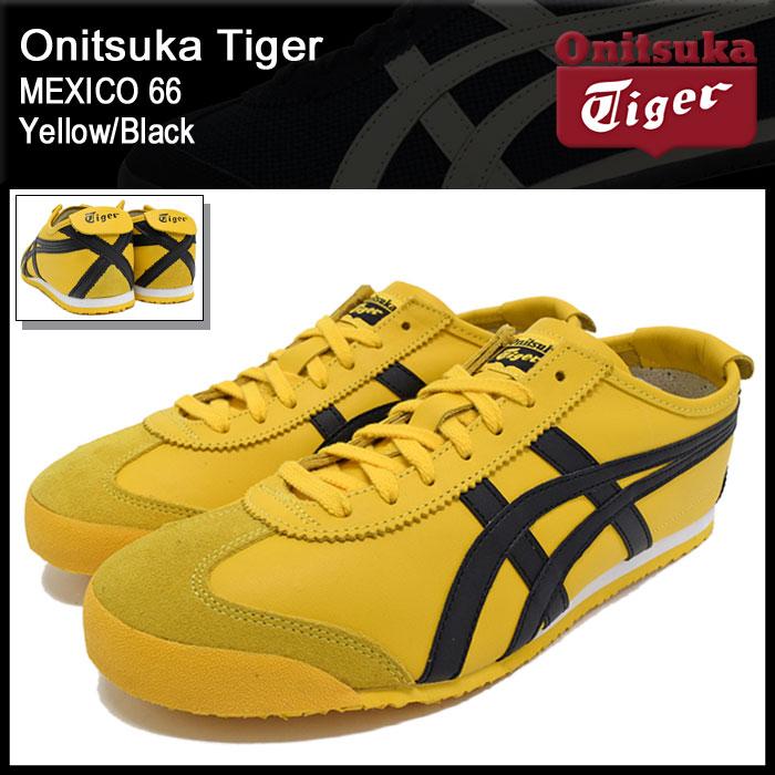 asics onitsuka tiger mexico 66 black yellow zone rules