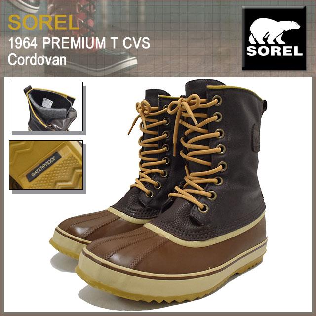c932dfbd974 Sorel SOREL boots 1964 premium T CVS Cordovan men's men (Sorel 1964 PREMIUM  T CVS Cordovan Boot Boots snow boots winter, boots shoes & boots Sorel ...