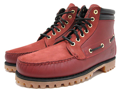 differently 2948d dfcf0 ... 7 STUSSY( ステューシー) X Timberland Eye Chukka Boot Red Brown collaboration  NYC Limited ice ...
