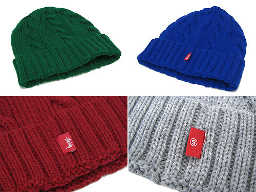 Stussy STUSSY Beanie Cable Cuff Beanie (stussy Stussy beanie knit hats for  men-men hats 938b64d2924