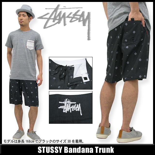 3f065c5230 ... Stussy STUSSY Bandana trunk (stussy trunk shorts shorts swimwear swim  wear swimming trunks shorts bottoms ...