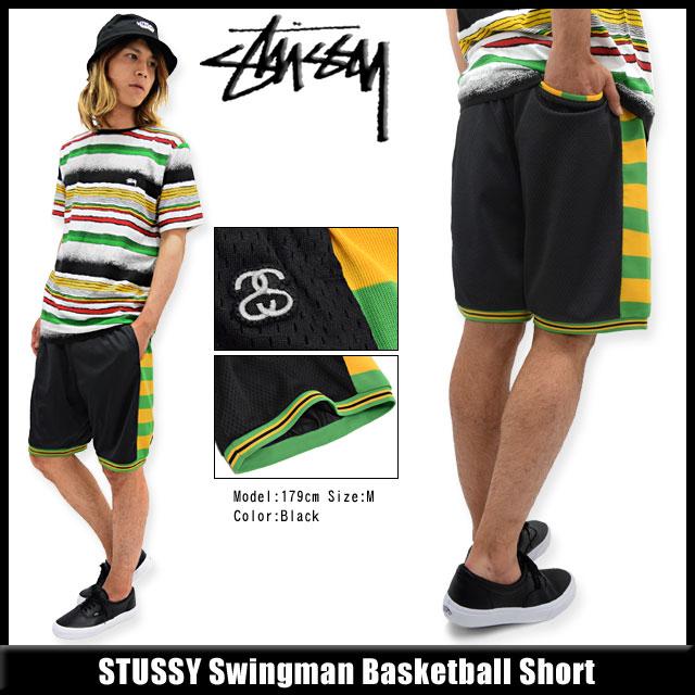 Ice Field Stussy Stussy Shorts Mens Swingman Basketball Stussy