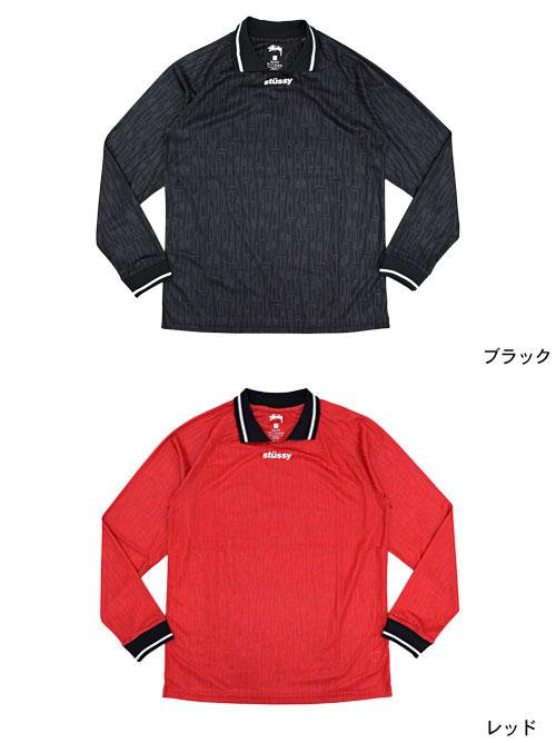 a70044dfc Stussy STUSSY shirt long sleeve mens Golie Jersey (stussy shirt football shirt  shirts tops mens