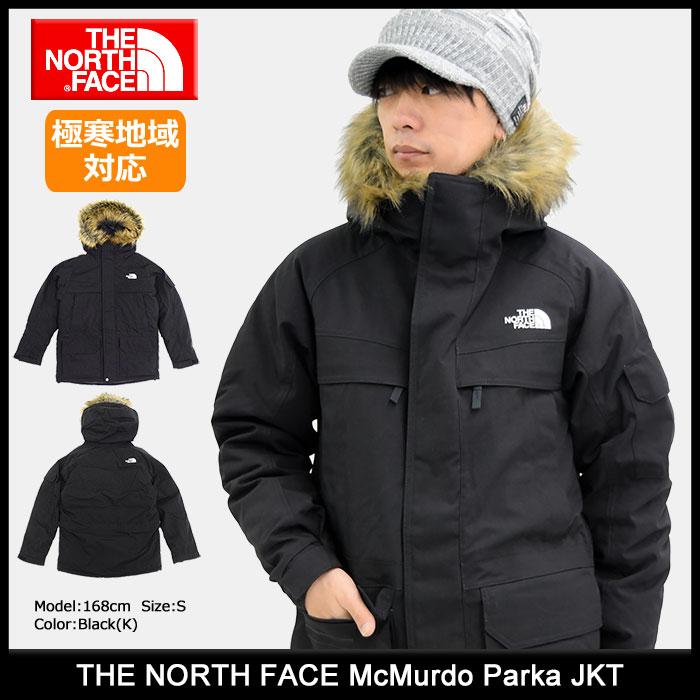 e88bdbd2d3 The North Face THE NORTH FACE jacket men Mackmurdo parka (McMurdo Parka JKT  down jacket down falling hood mountain parka man gone JACKET JAKET outer  ND91734 ...