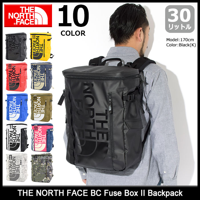 The north face THE NORTH FACE backpack bag BC fuse box (BC Fuse Box on