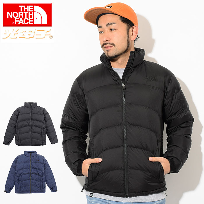 e56030f09 The North Face THE NORTH FACE ジャケットメンズアコンカグア (the north face Aconcagua  JACKET JAKET down jacket down falling outer jacket blouson outdoor MENS  ND91648 ...