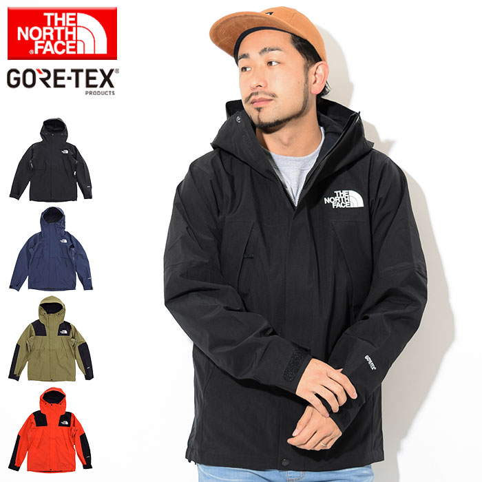 The North Face THE NORTH FACE jacket men mountain (Mountain JKT nylon  jacket JACKET JAKET HOODY parka mountain parka MOUNTAIN PARKA Gore-Tex GORE- TEX ... ba787a1ee
