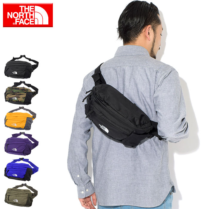 1ca14777e The North Face THE NORTH FACE bum-bag spinner (the north face Spina Waist  Bag waist porch hips bag body bag men gap Dis unisex man and woman combined  ...