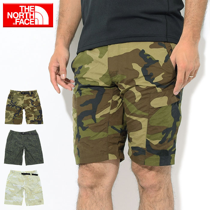 41a866e27c The North Face THE NORTH FACE half underwear men novelty class five cargo  shorts (Novelty ...