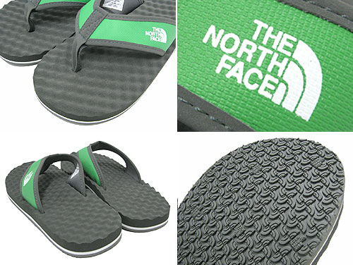 9c9fe9efc The north face THE NORTH FACE base camp flip flop green / grey mens (the  north face BASE CAMP Flip-Flop Green/Grey sandal SANDAL for men NF70959-TG  ...