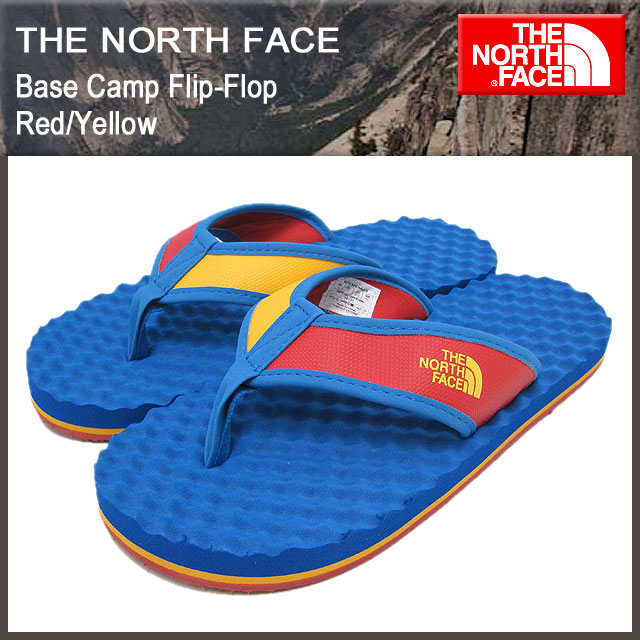 2829fc35e The north face THE NORTH FACE base camp flip flop red / yellow men (the  north face BASE CAMP Flip-Flop Red/Yellow sandal SANDAL for men NF70959-RY  ...
