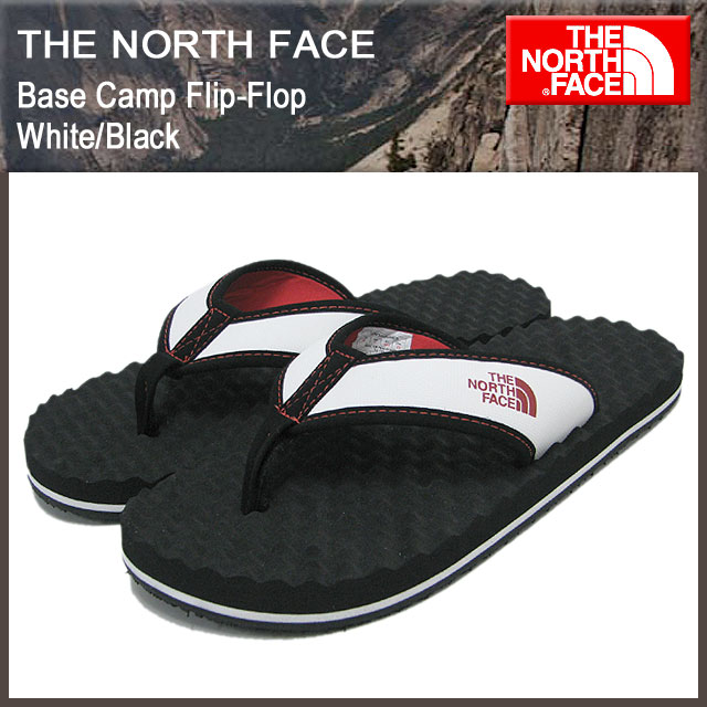 ca2c6613d12 The north face THE NORTH FACE base camp flip flop white   black men s (the  north face BASE CAMP Flip-Flop White Black sandal SANDAL for men NF70959-TK  ...