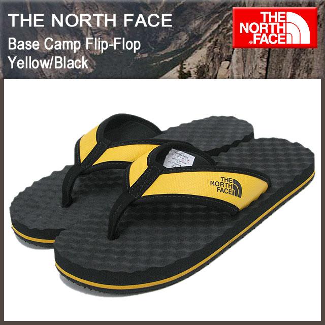 af34581da The north face THE NORTH FACE base camp flip flop yellow / black men (the  north face BASE CAMP Flip-Flop Yellow/Black sandal SANDAL for men  NF70959-YK ...