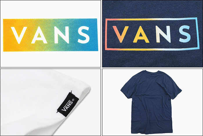e079c242 Vans VANS T-shirt short-sleeved men's easy box (VN0A3HREHC9 VN0A3HRELKZ  VN0A3HRE6U4 station wagons for the vans Easy Box S/S Tee T-shirt T-SHIRTS  ...