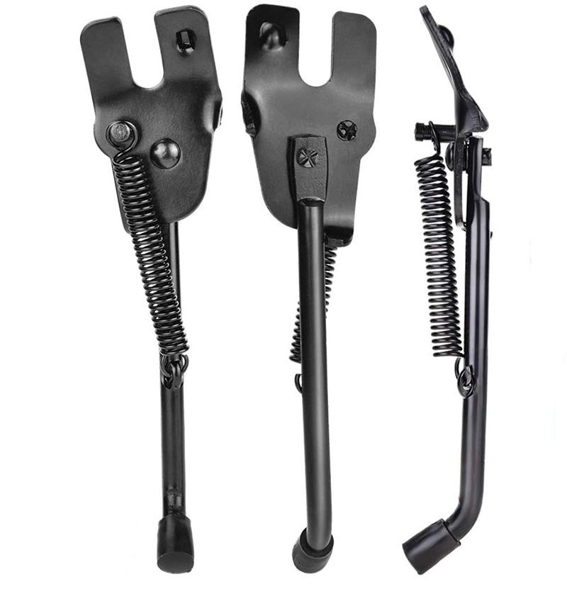 サイドスタンド OUTLET ディスカウント SALE 子供用自転車 Cyfie 12~18インチ対応 ランニングバイク用 ステンレス キックスタンド軽量 汎用