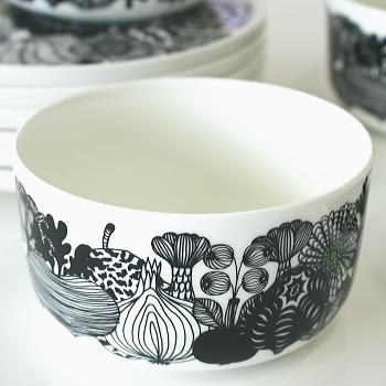 正規販売店 北欧 花柄 食器 陶器 ボウル Bowl SIIRTOLAPUUTARHA マリメッコ marimekko NEW オープニング 大放出セール まりめっこ 2020 新作 中