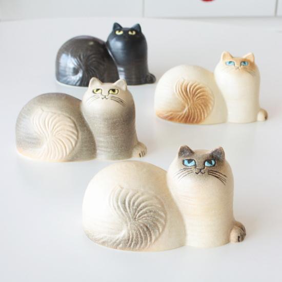 リサラーソン デザイン 陶器 Maj (マイ)【ラッキーシール対応】