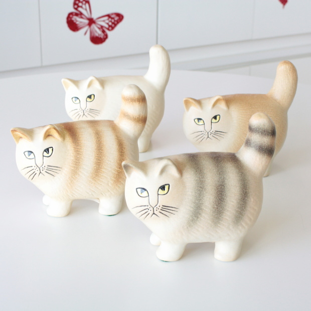 リサラーソン デザイン 陶器 Moa (モア)