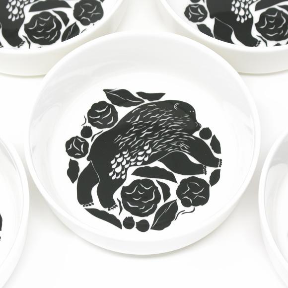 正規販売店 北欧 公式サイト 花柄 食器 海外限定 陶器 Bowl marimekko マリメッコ 母熊 400ml KARHUEMO 49 No.166 ボウル カルフエモ