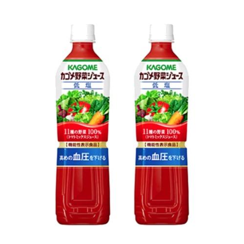 カゴメ 今だけ限定15%OFFクーポン発行中 大特価!! 野菜ジュース低塩 1ケース15本 720mlPET