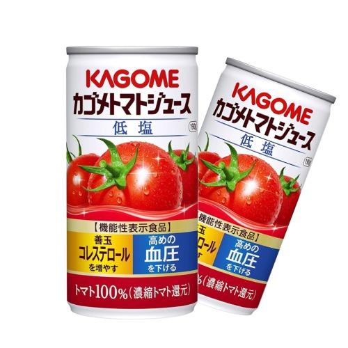 店 再再販 カゴメ トマトジュース190ml×30本