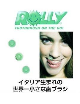 水 格安 価格でご提供いたします 歯磨き粉のいらない歯ブラシローリーブラッシュ×1個 限定モデル