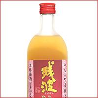 比嘉造酒残波梅酒720ml琉球烧酒梅酒邮购10P03Dec16年末礼物