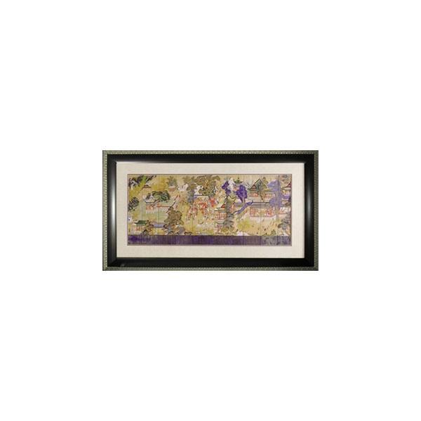 ART FRAMES 和風フレーム 「郭子儀の宴」 AM-25001【同梱・代引き不可】