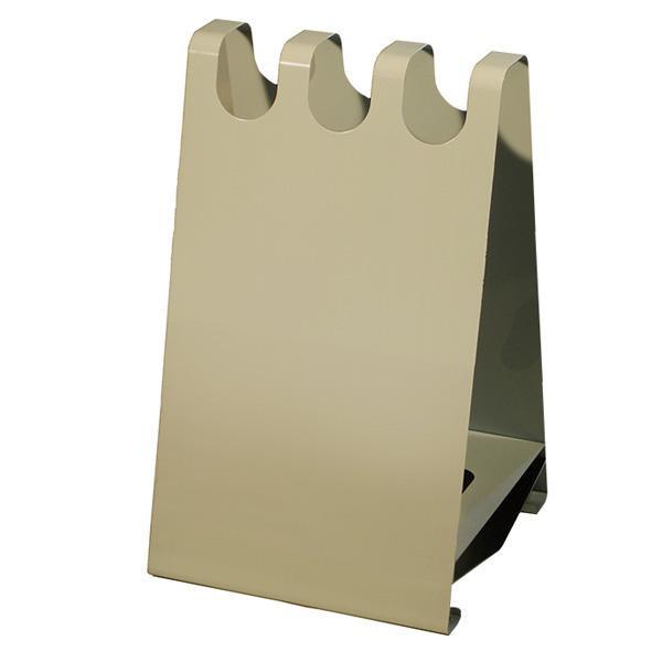 ぶんぶく アンブレラスタンド サインボード型 ホワイトボードシートなし BE USO-X-03N-BE【同梱・代引き不可】